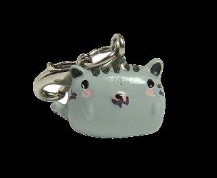 Charm - Lulu and Pearl Cat
