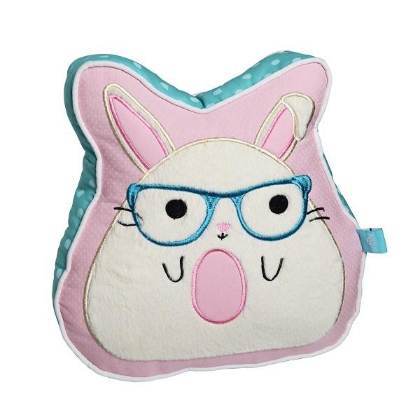 Cushion - Lulu and Pearl Rabbit