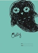 A4 Book Cover - Owlly
