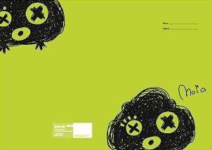 A4 Book Cover - Moia