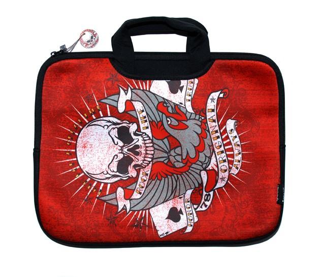 Large Laptop Bag - Tattoo