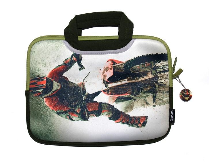 Medium Laptop Bag - Motorcross