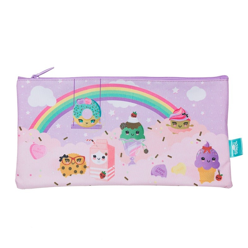 Rectangle Pencil Case - Everyday is a Sundae