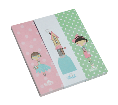 Page Markers - Lulu and Pearl