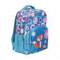 Triple Backpack - Funny Foxes