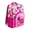 Triple Backpack - Lady Bug