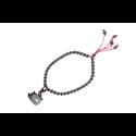 Bracelet Charm - Lulu and Pearl Cat