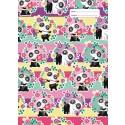 Scrapbook Cover - Panda Love