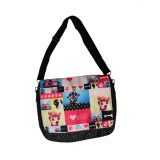 Messenger Bag - Woof!