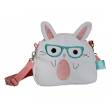 Swing Bag - Lulu and Pearl Rabbit