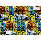 Scrapbook Cover - BMX