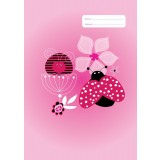 A4 Book Cover - Lady Bug II