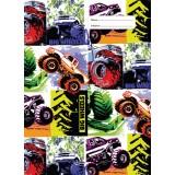 Scrapbook Cover - Big Wheels I