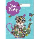 Scrapbook Cover - Flutterby Cat