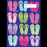 Scrapbook Cover - Flip Flops