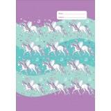 A4 Book Cover - Peony Pony I