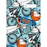 Scrapbook Cover - Sports Craze