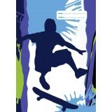 A4 Book Cover - Street Skate II