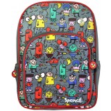 Kids Backpack - Alien Attack