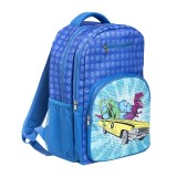 Triple Backpack - Jurassic Joy Ride