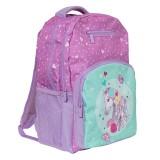 Triple Backpack - Peony Pony