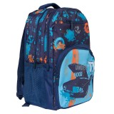 Triple Backpack - Drag Racer