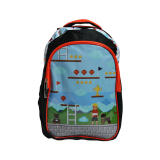 Triple Backpack - Pixel