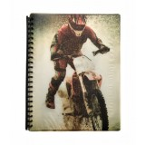 A4 Display Book - Motorcross