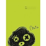 A4 Book Cover - Moia