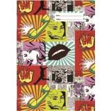 A4 Book Cover - BAM