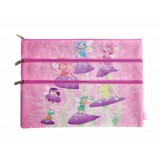 A4 Pencil Case - Fairy Tea Party
