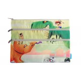 A4 Pencil Case - Dinosaurs
