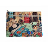 A4 Pencil Case - Boys Room