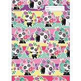 Scrapbook Cover - Panda Love