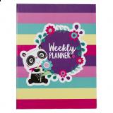 Weekly Planner - Panda Love
