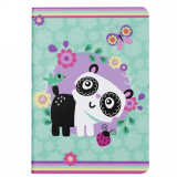 Mini Notebooks - Panda Love