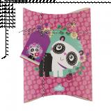 Small Pillow Gift Box Set - Panda Love