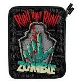 IPad/Tablet Hard Head Case - Run Zombie Run