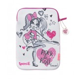 IPad / Tablet Sleeve - Rock & Roll Girl