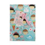 Wrapping Paper - Lulu and Pearl