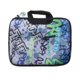 Large Laptop Bag - Graffiti