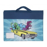 Library Bag - Jurassic Joy Ride