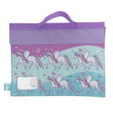 Library Bag - Peony Pony