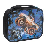 Lunch Box - Big Wheels