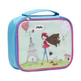 Lunch Box - Paris Girl