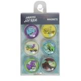 Magnet Set - Jurassic Joy Ride