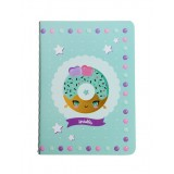 Mini Notebooks - Everyday i s a Sundae - Donut