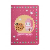 Mini Notebooks - Everyday i s a Sundae - Milk and Cookie