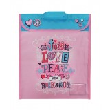 Homework Bag - Joy, Love and Peace
