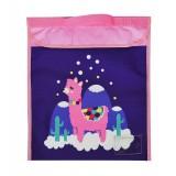 Homework Bag - Llama Love